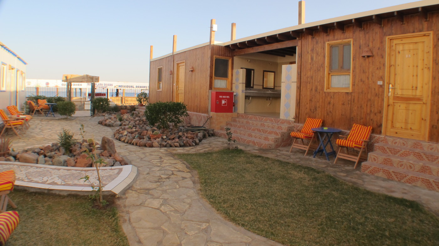 Hotel - Sunsplash Divers Dahab Egypt