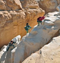 White Canyon - Sunsplash Divers Club - Dahab - Sinai - Ägypten