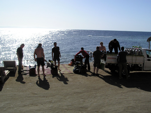 Abu Helal - Sunsplash Divers Dahab Egypt
