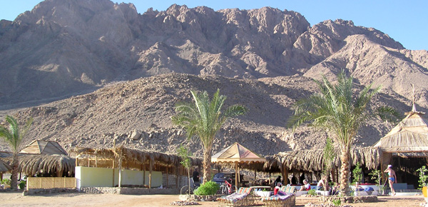 Three pools - Sunsplash Divers Dahab Egypt