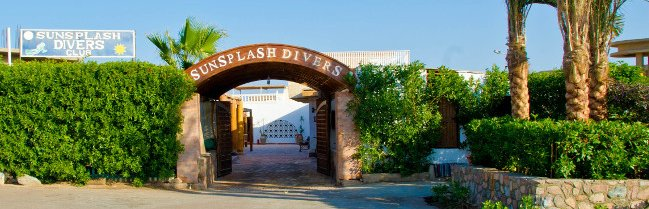Entry - Sunsplash Divers Dahab Egypt